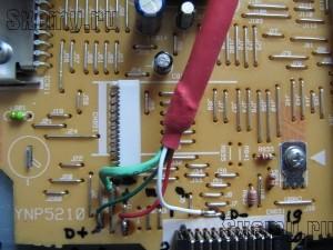 Внешний USB-разъем в автомагнитоле