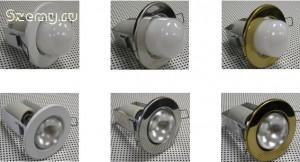 Лампочки для натяжных потолков