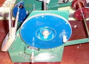 Станок для намотки трансформаторов и катушек