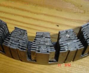 Торцевой аксиальный генератор для ветротурбины