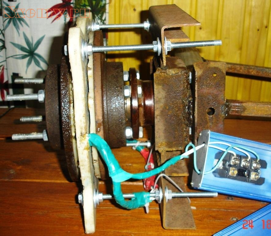 Ветрогенераторы своими руками с автомобильного генератора