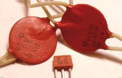 Чтение схем: дроссель, катушка, конденсатор.