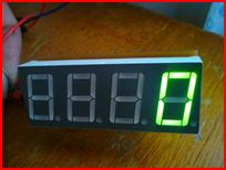 Цифровой тахометр на микроконтроллере PIC16F628