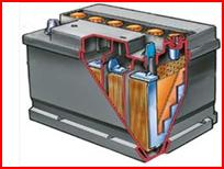 Восстановление кислотных аккумуляторов