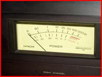 Стрелочные индикаторы звуковых сигналов