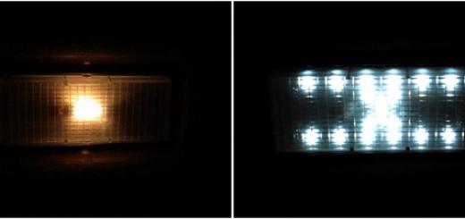Устройство плавного отключения освещения в салоне автомобиля