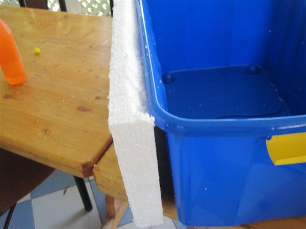 Как сделать термо контейнер