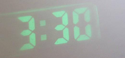 Проекция часов