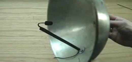 Самодельное шпионское прослушивающее устройство