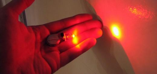 Светодиод с автоматическим включением в темноте
