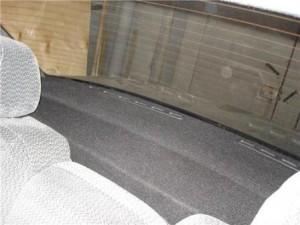 Делаем доступ воздуха из салона в багажник