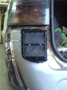 Улучшаем вентиляцию салона ВАЗ 2110