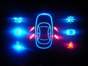 Специальный сигнализатор для не пристегнутых ремней безопасности на автомобиль ВАЗ 2110