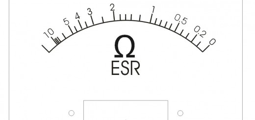 ESR (ЭПС)-метр своими руками