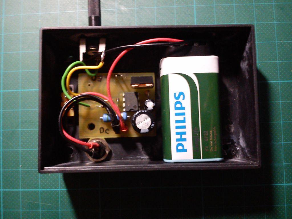 Стробоскоп светодиодах для дискотеки своими руками