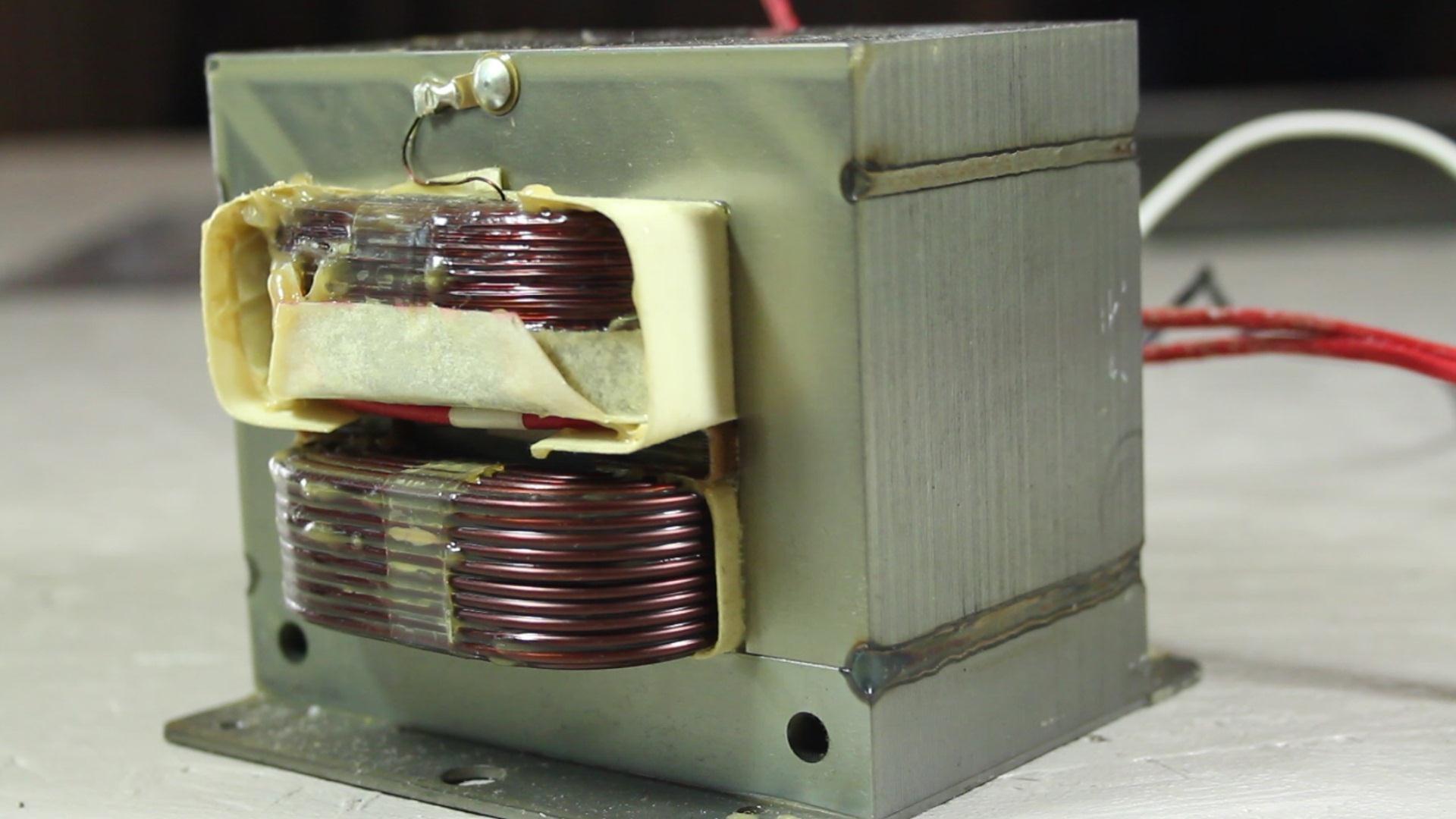 Ремонт трансформаторов своими руками 89