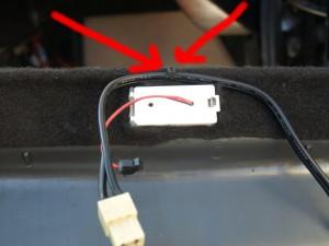 подключения инвертора к проводам прикуривателя.