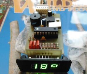 Авто термометр-1
