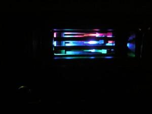 Крепление светодиодов на дефлекторах