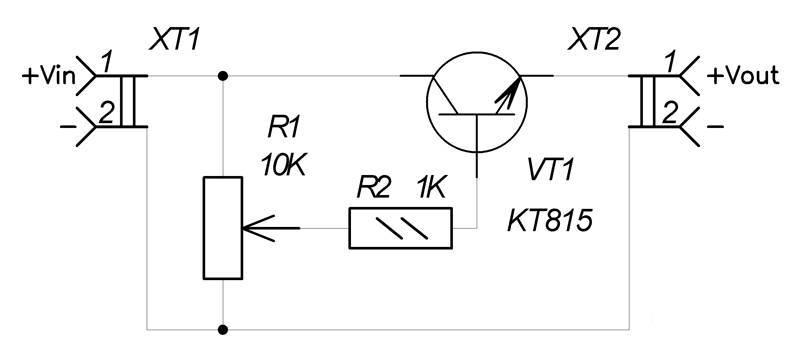 Регулятор оборотов электродвигателя 12в своими руками схема из 276