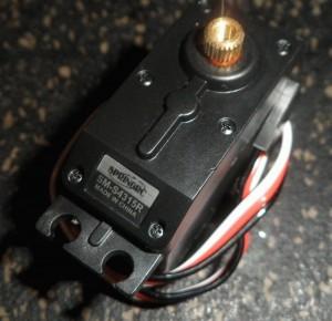 Сервомашинка SM-S4315R