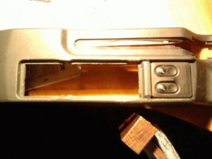 Перенос кнопок подогрева сидений