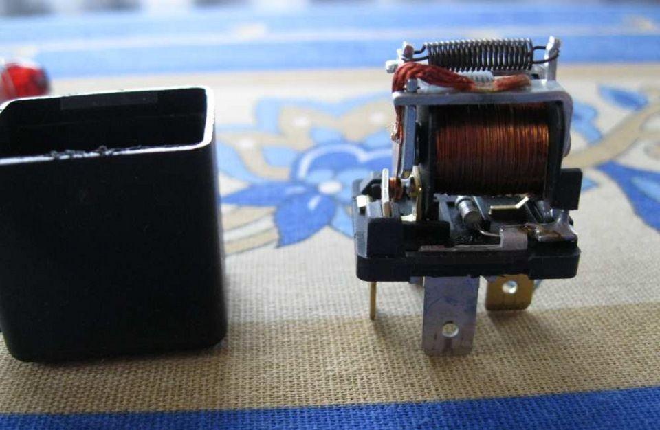 Работа электростеклоподъемников без зажигания на гранте