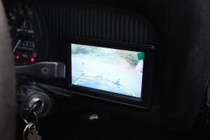 Установка камеры заднего вида на Volkswagen K?fer