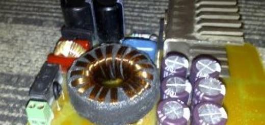 Мощное зарядное устройство для автомобиля