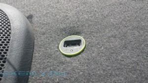 Зарядное устройство для пассажиров заднего сиденья