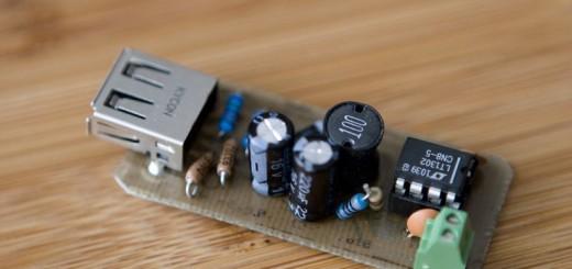 Солнечная батарея с usb-входом и аккумулятором