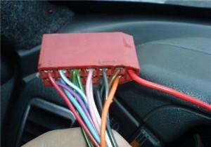 крепление провода