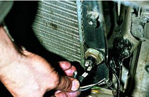 Усовершенствование датчика включения вентилятора
