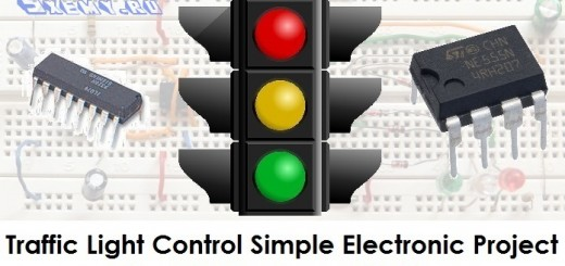 Изготовление системы управления светофором