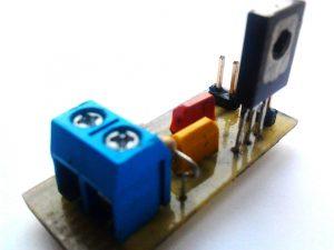 Изготовление электронного сторожа