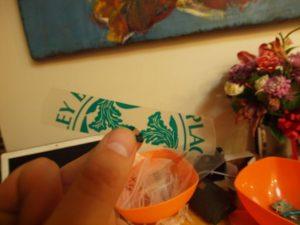 Изготовление настольной лампы «Медуза» своими руками