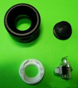 Изготовление драйвера на основе микроконтроллера для фонаря