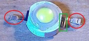 Сетевая лампа на светодиодах своими руками