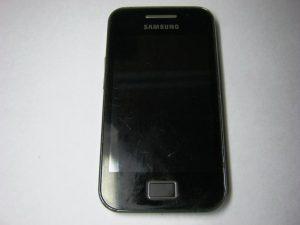 Как заменить системный разъем на Samsung Galaxy Ace 5830