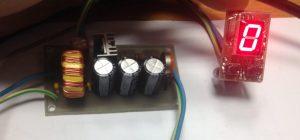Устройство, управляющее скоростью вентилятора отопителя