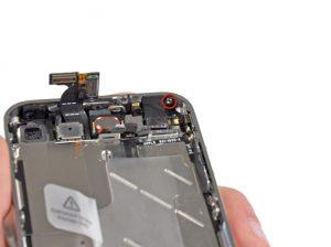 Замена деталей и экрана на телефоне iPhone 4