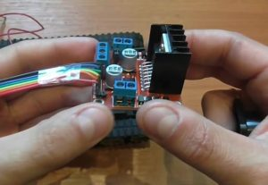 Радиоуправляемый танк на Arduino Nano