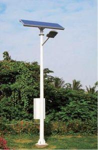 Уличное освещение от солнечных батарей