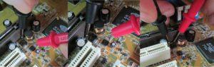 Замена транзистора на материнской плате