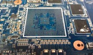 Сказ об утюге и видеокарте или ремонт отвала чипа на видеокарте