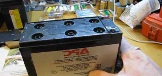 Восстановление автомобильного аккумулятора своими руками: инструкция