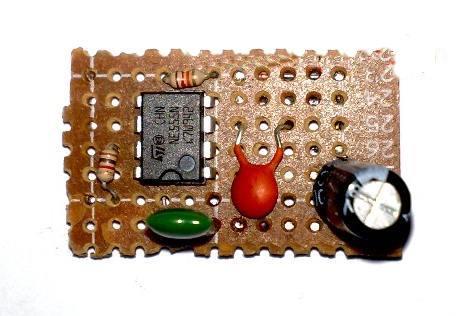 Поделки из микросхемы 555 96
