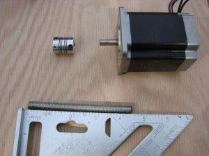крепления для шаговых двигателей Nema 23