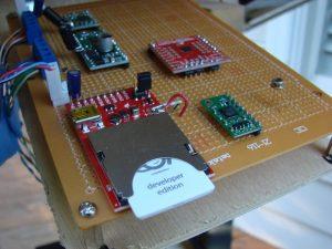 модуль Electric Imp