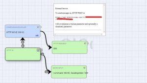 настройка модуля Electric Imp для HTTP соединения